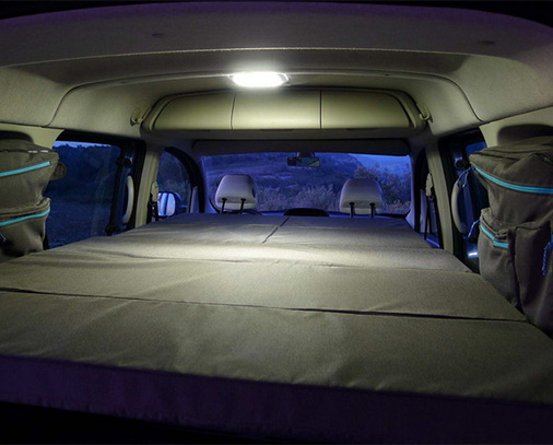 Renault-Kangoo Travel Pack