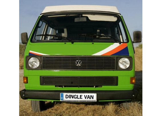 Volkswagen-T3 T25 Joker Westfalia Dingle Van