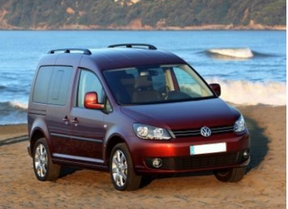 Volkswagen-Caddy Eco